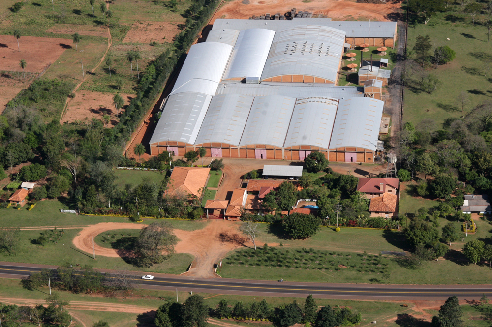 Fabriek Paraguay