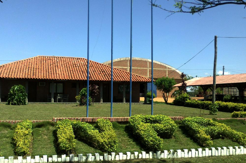 Fabriek en kantoor in Bo;ivia